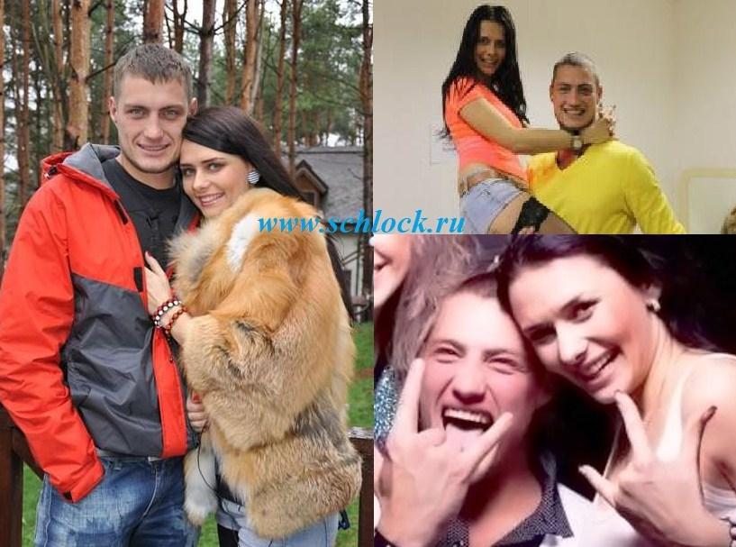 фото александра задойнова и его бывшей