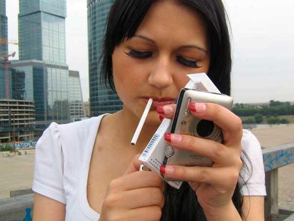 бросила курить сильно поправилась как похудеть