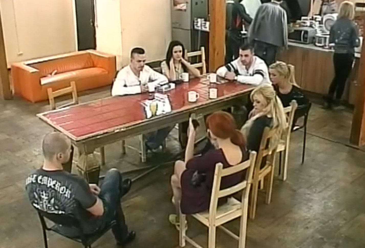 Видео дом 2 алиана симулирует 15 02 14
