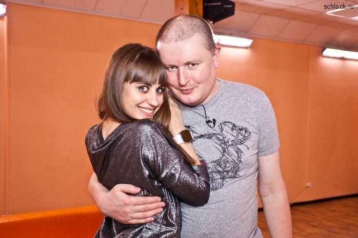 Фото николая должанского с девушкой