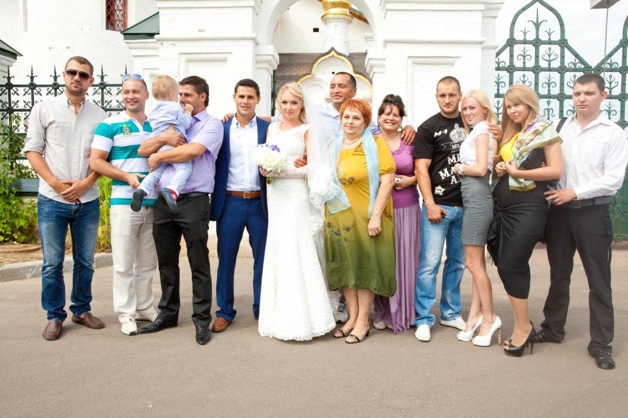 Свадьба Сергея Пынзаря и Дарьи Черных. Фото и Видео 60