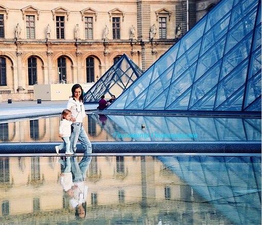 Познакомилась с Парижем