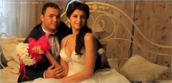 Алиана устроила медовый месяц с бывшим мужем
