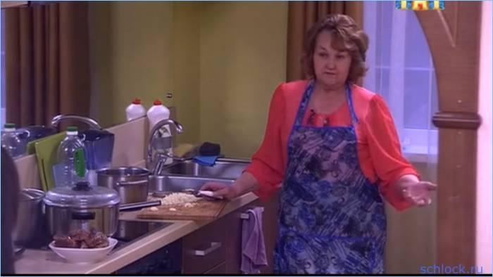 Ольга Васильевна сдала невестку?!