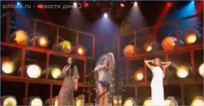 Лера Демченко в шоу - Хочу в ВИА Гру