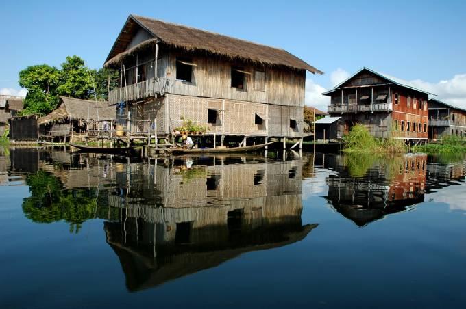 Каменные джунгли или дом в деревне?