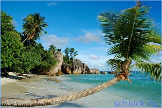 Либерж Кпадону собралась на Сейшелы?