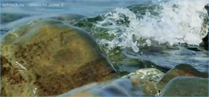 Меньщиков в клипе на песню «Стекло и камень»