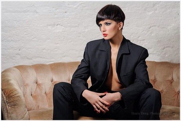 Маша Политова. Фотосессия 18+