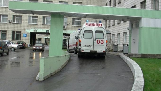 Случай в одной городской больнице