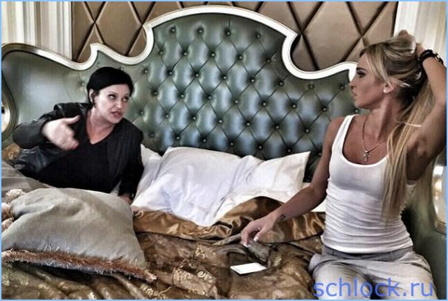 Бузова и Водонаева воссоединятся на экране в сентябре