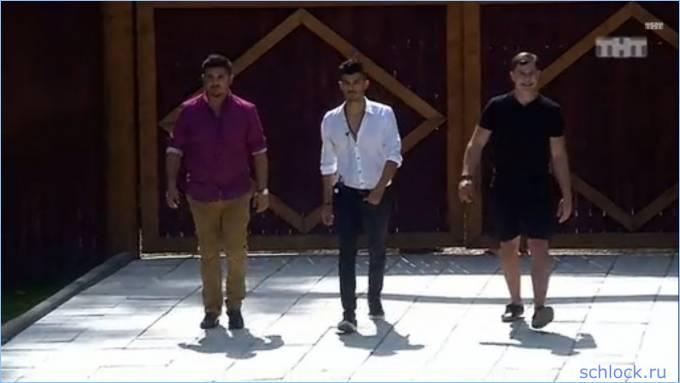 Мужской приход 14.08.15 – Илья, Рикардо и переводчик