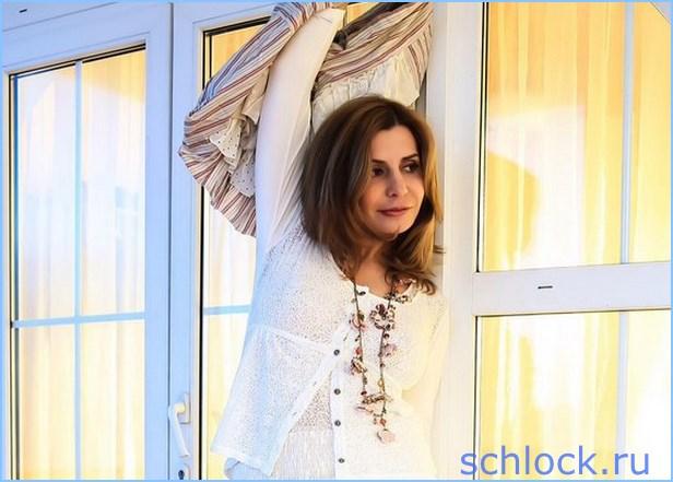 Агибалова рассказала, зачем Кузин поливает ее грязью