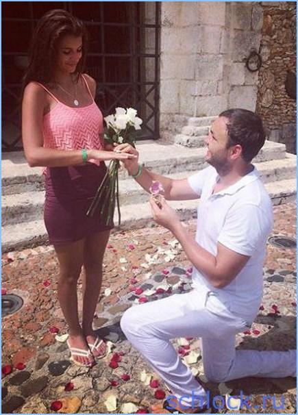 Алиана и Александр поженятся во второй раз