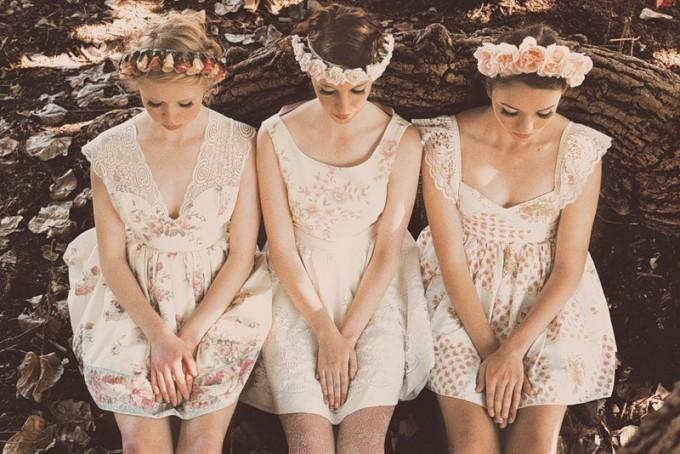 Сказка. Три девицы