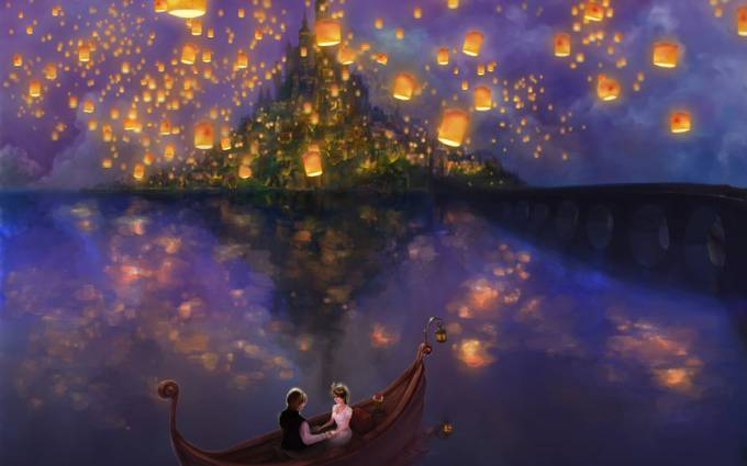 Сказка. Мечта и любовь