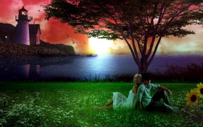 Сказка. Любовь и жизнь