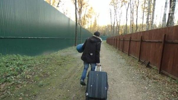 Венц, чемодан и дорога...