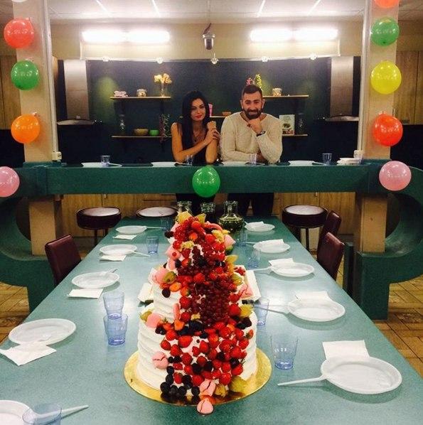 День рождения Светланы Кальметовой