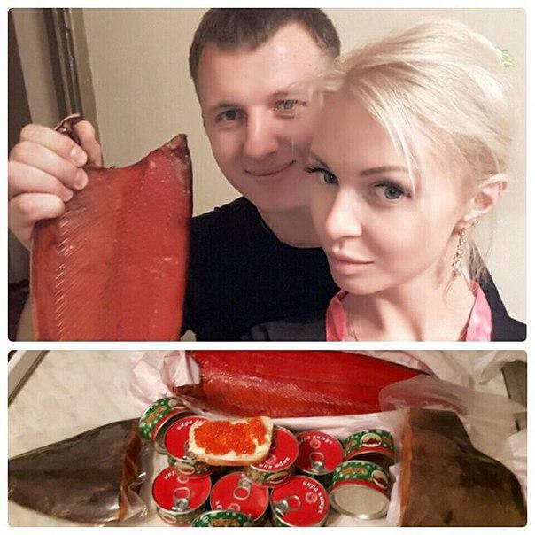 Яббаров попробовал икру и другие чуда...