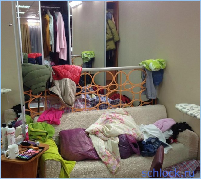 Борьба за чистоту комнат и подмышек!