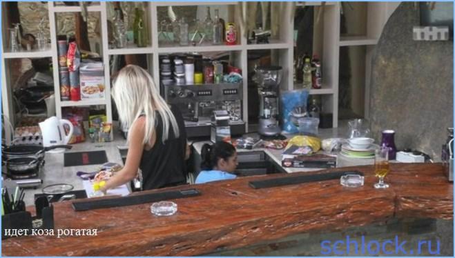 Островитяне не следят за порядком в баре