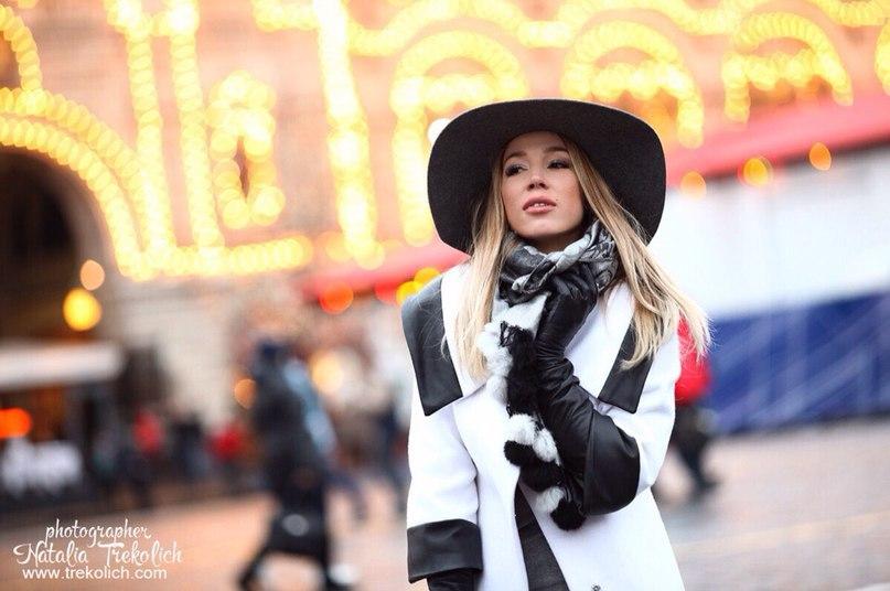 Надежда Ермакова в шляпке