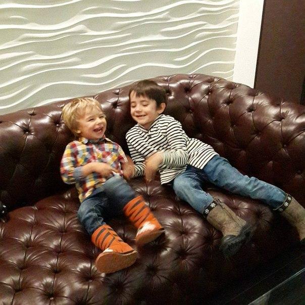 Домовские детишки (5 декабря)