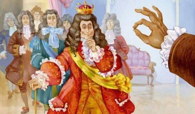 Сказка. Королевские понты и Болвановы мечты