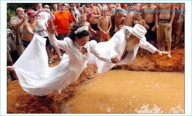 Вперед, к свадьбам!
