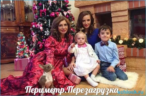 Агибалова узнала свое будущее...