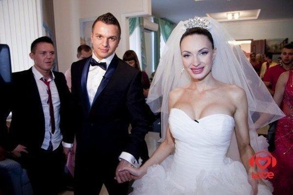Свадьбы участников дома 2