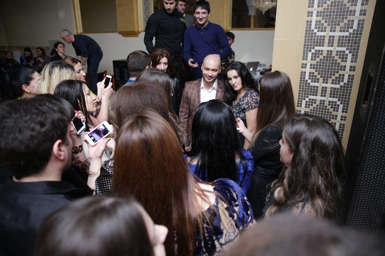 Черкасов на гастролях в Дагестане