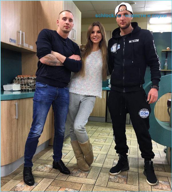 Мужской приход к Рапунцель и Кристине