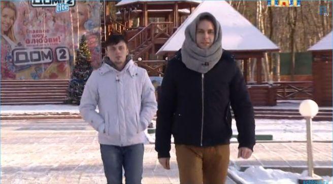 Мужской приход 08.01.16 – Серж и Вячеслав