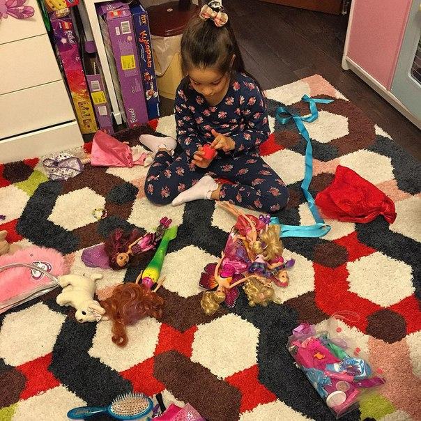 Домовские детишки (13 февраля)