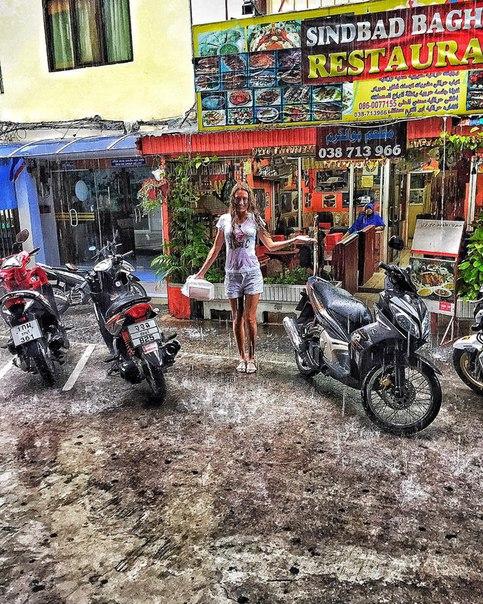 Григоренко и Ашмарина в Таиланде