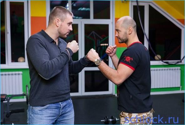 Черкасов против Трегубенко