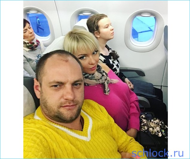 Кротков и Бухун улетели