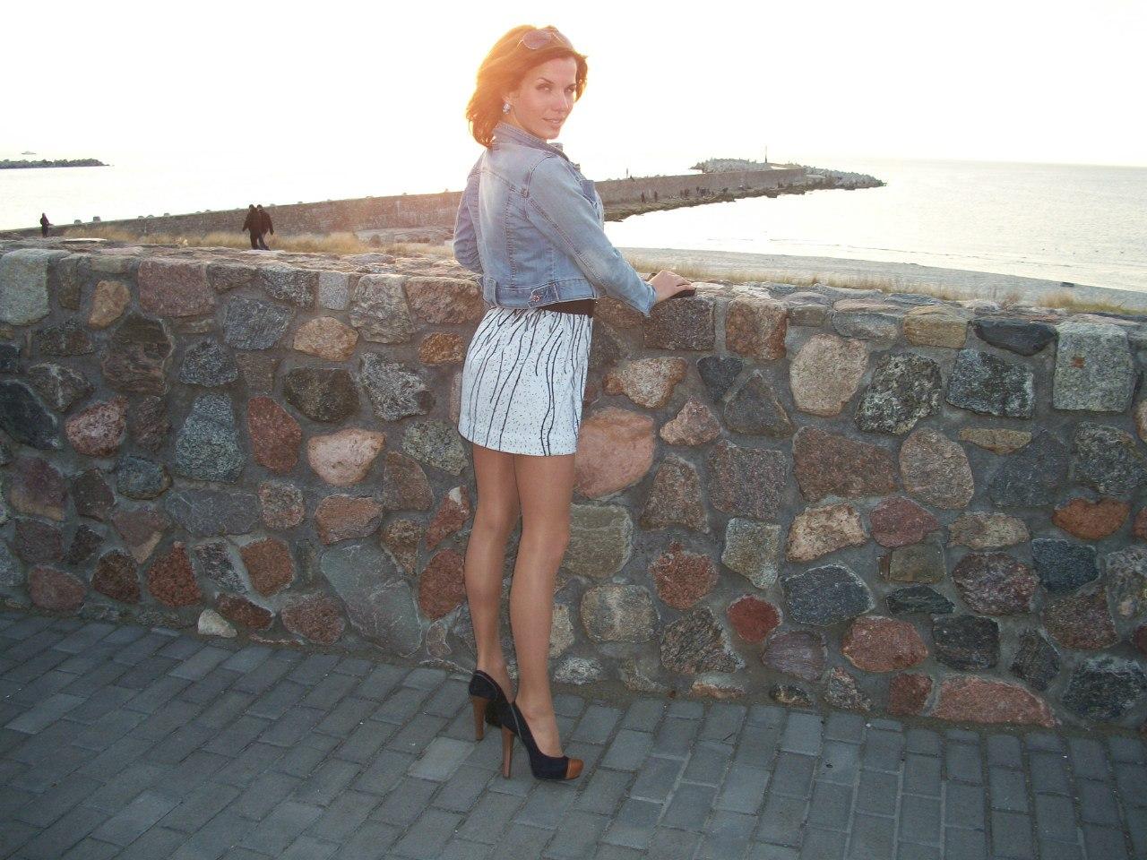 Александра Гозиас до проекта