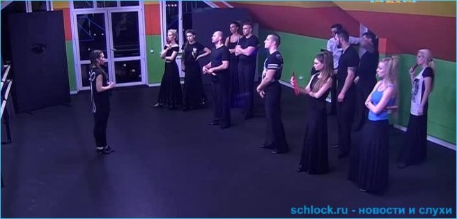 Проектный мачо Черкасов и уроки танцев