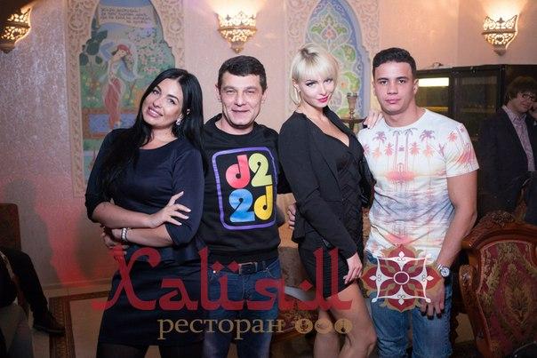 """Звезды"" дома 2 на тусовке"