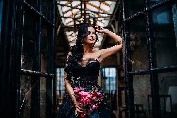 Шикарная фотосессия Виктории Романец
