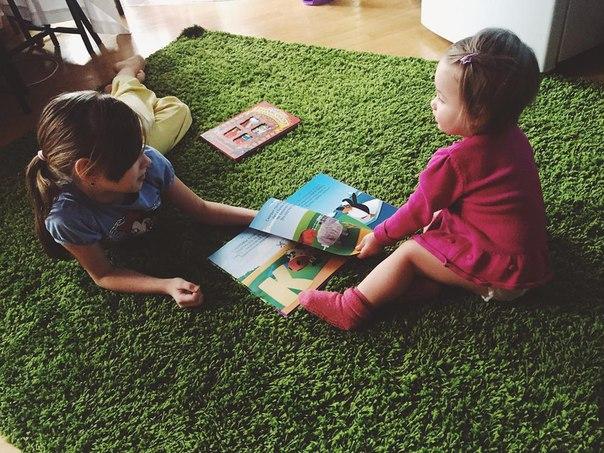 Домовские детишки (9 марта)