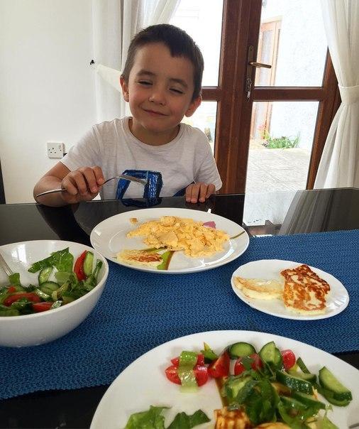 Домовские детишки (24 марта)