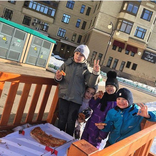 Домовские детишки (1 марта)