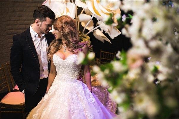 Свадебная фотосессия Гусевых