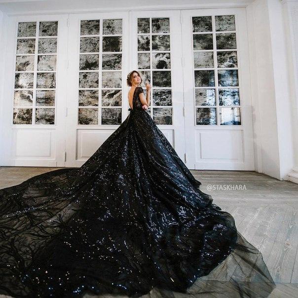 Фотосессия Киушкиной в потрясающем платье