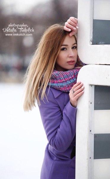 Яркая фотосессия Ермаковой