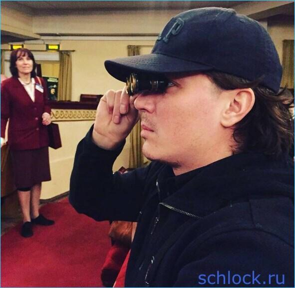 Кузин мечтает о карьере актёра